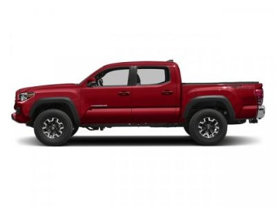 2018 Toyota Tacoma TRD Off Road Double Cab 5' Bed (Barcelona Red Metallic)