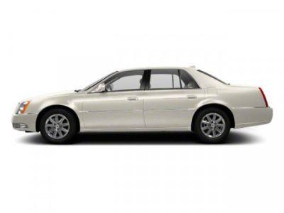 2011 Cadillac DTS Premium Collection (White Diamond Pearl)