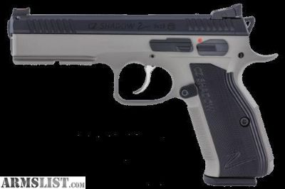 For Sale: CZ Shadow 2 Urban Gray