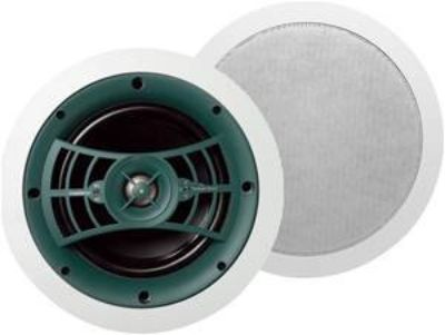 "NEW - Jamo - Architectural Series 6-1/2"" 2-Way In-Ceiling Speakers (Pair)"