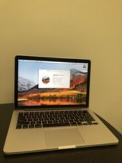 MacBook Pro 2014 13 with Retina!