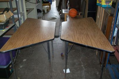 TRAPEZOID TABLES