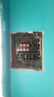 Nickel Electric ( Electrical Contractor) [phone removed]] Virginia beach