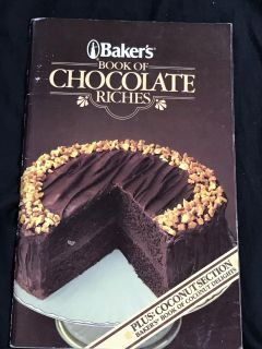 Baker s Book Of Chocolate Riches