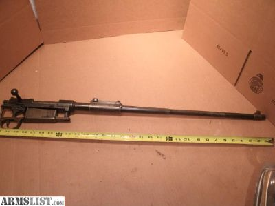 For Sale: K98 Buddist Mauser hardward W Bolt