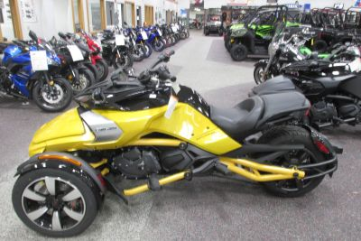 2018 Can-Am SPYDER F3-S SM6 3 Wheel Motorcycle Springfield, OH