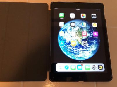 IPad Air with Smart Case
