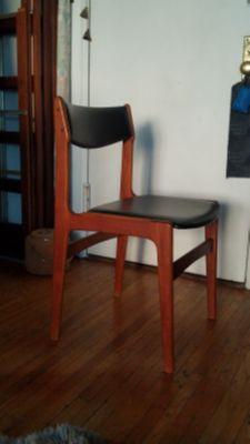 Vintage Anderstrup M belfabrik #088 Teak Chair