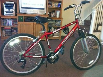 $80 OBO GOOD CONDITION! Bike Available