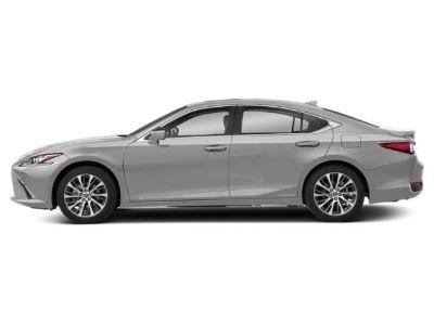 2019 Lexus ES 00h (Silver Lining Metallic)