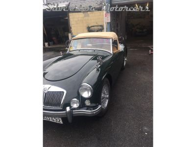 1959 MG Antique