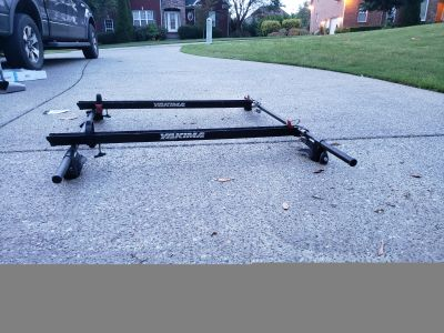 Bike roof rack