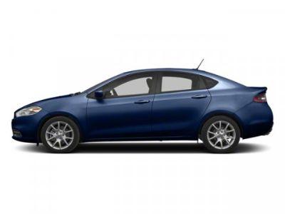 2013 Dodge Dart SXT (True Blue Pearl)