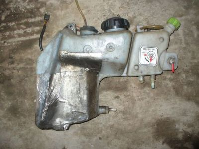 Sell 1997 Arctic Cat ZRT 600 triple snowmobile OIL COOLANT TANK motorcycle in Rosholt, Wisconsin, United States, for US $40.00