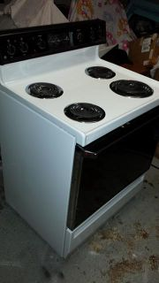 $150, GE electric stove