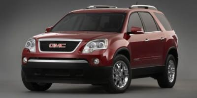 2007 GMC Acadia SLT-1 (Red Jewel Tintcoat)