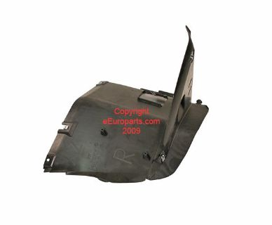 Sell NEW Genuine BMW Lower Fender Liner - Passenger Side Front 51718224986 motorcycle in Windsor, Connecticut, US, for US $58.52