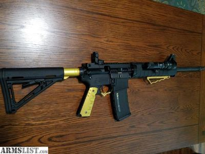 For Sale: RUGER AR15 556