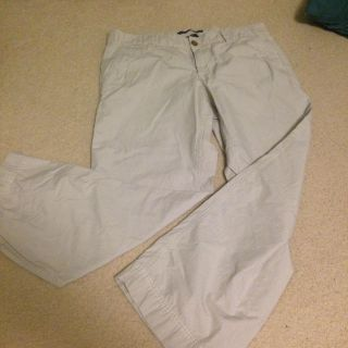 Gap straight ankle length pants size 12