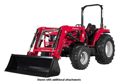 2018 Mahindra 2655 Shuttle OS Compact Tractors Lawn & Garden Wilkes Barre, PA