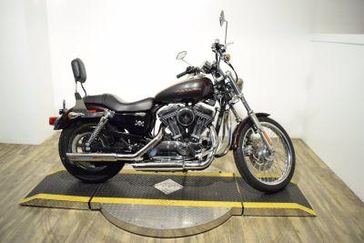2005 Harley-Davidson Sportster XL 1200 Custom Sport Motorcycles Wauconda, IL