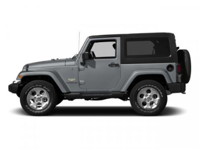 2014 Jeep Wrangler Sahara (Billet Metallic Clearcoat)