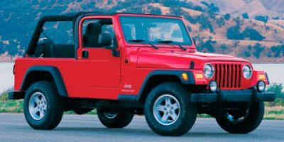 2006 Jeep Wrangler Unlimited (Flame Red)