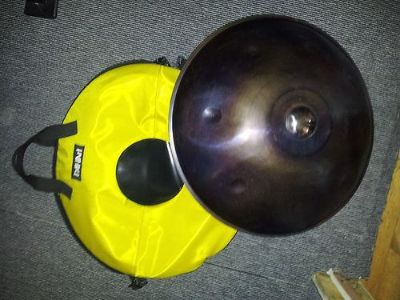 1st generation PanArt Hang handpan