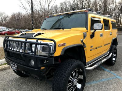 2003 Hummer H2 Special Edition