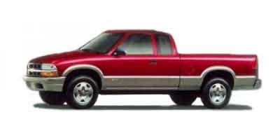 2000 Chevrolet S-10 LS (Light Pewter Metallic)