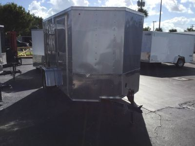 2019 Cargo Express XLW6X10SI2 Cargo Trailers Trailers Fort Pierce, FL