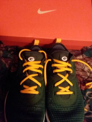 Greenbay packers sneakers