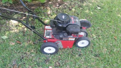 TROY-BILT 5hp EDGER