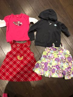 Baby girl clothes. Size 3-6 months