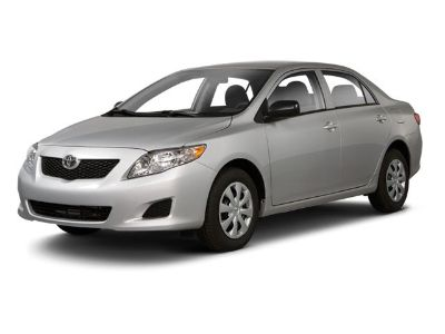 2010 Toyota Corolla Base (Beige)