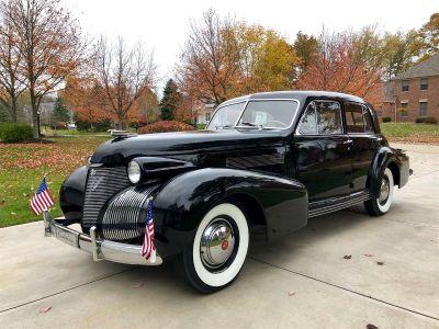 1939 Cadillac Sixty Special