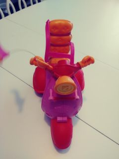 Lalaloopsy Full Size Dolls Scooter GUC