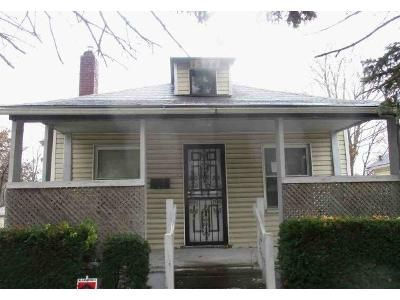 3 Bed 1 Bath Foreclosure Property in Akron, OH 44320 - S Hawkins Ave