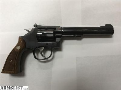 For Sale: Smith & Wesson 17-5 .22 Long Rifl