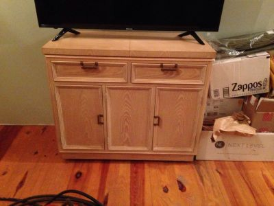 Solid Wood Buffet
