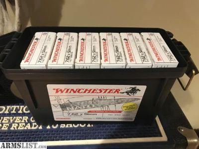 For Sale: Winchester 7.62 nato