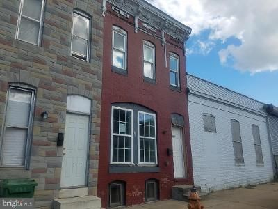 3 Bed 2 Bath Foreclosure Property in Baltimore, MD 21223 - S Monroe St