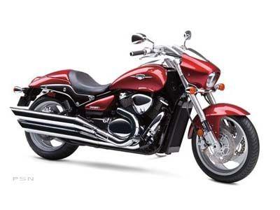 2009 Suzuki Boulevard M90 Cruiser Motorcycles Belleville, MI