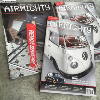 AirMighty Megascene Aircooled Issue # 19