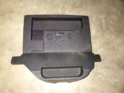 Find 08-11 SUBARU IMPREZA SEDAN TRUNK SPARE TIRE COVER OEM PANEL TRAY STORAGE motorcycle in Marlette, Michigan, United States, for US $55.00