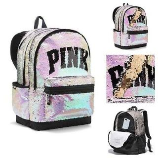 NEW PINK BLING BACKPACK