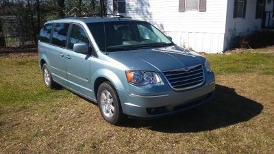 2008 Chrysler Town & Country Touring (Blue)