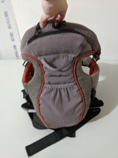 Eddie Bauer baby carrier. Great condition.