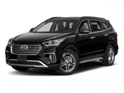 2018 Hyundai Santa Fe Limited (Becketts Black)