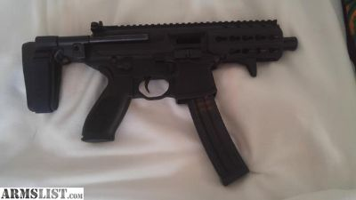 For Sale: Sig MPX K PSB